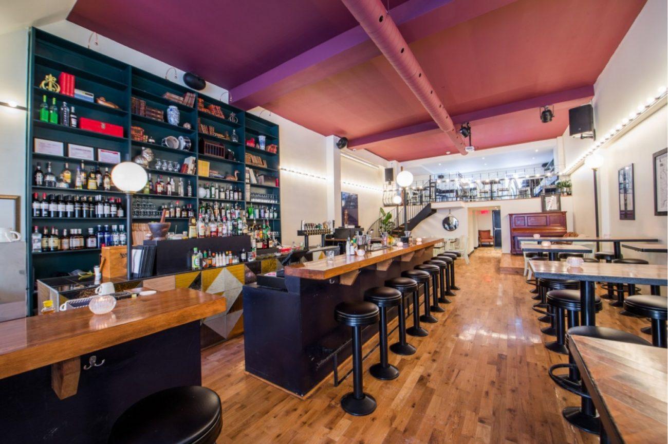 Bar Palco project