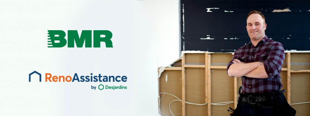 RenoAssistance Partners with BMR to Provide Better Home Renos