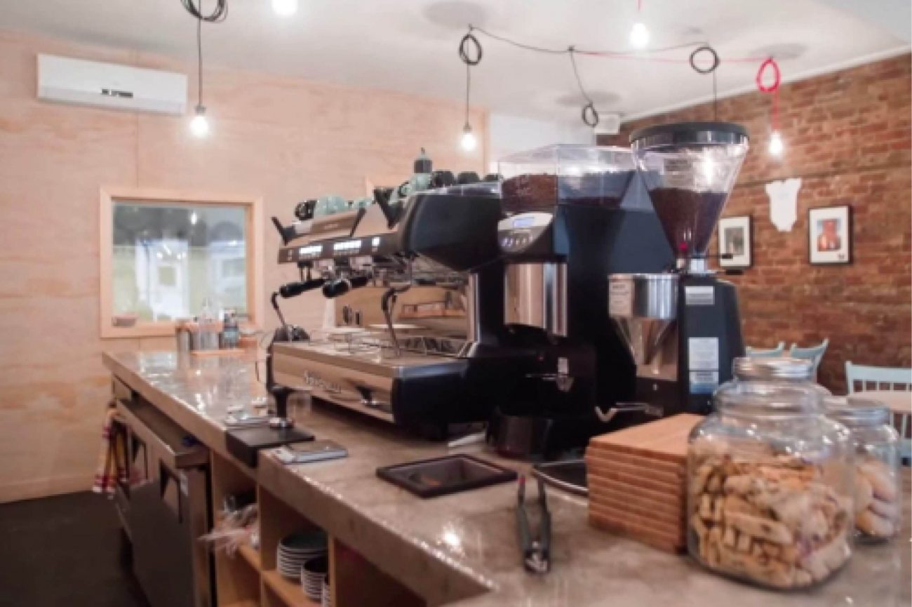 Village Cafe project
