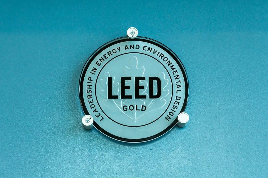 certification LEED