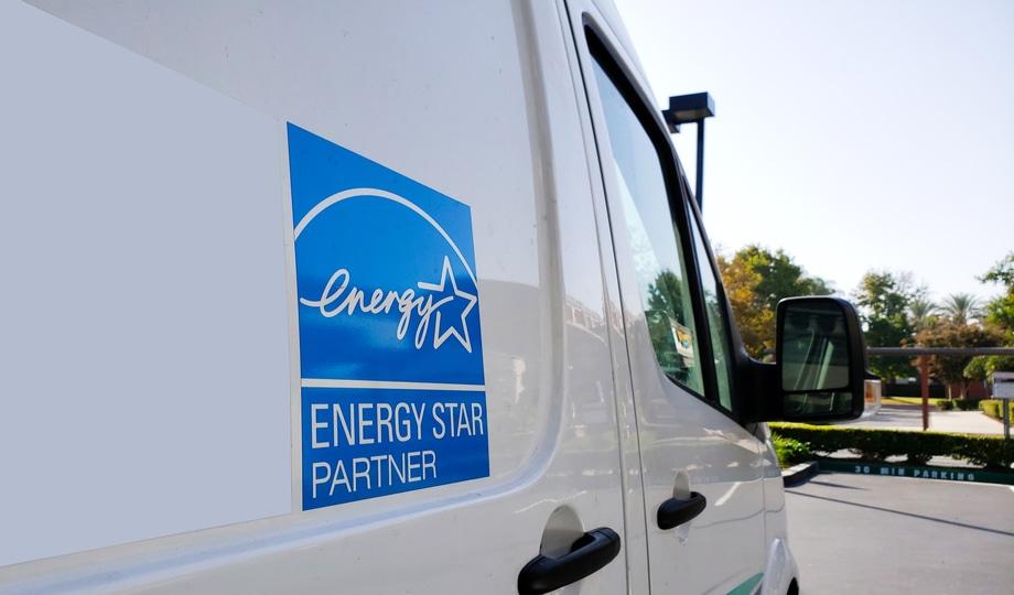 truck logo energystar for eco-friendly certification