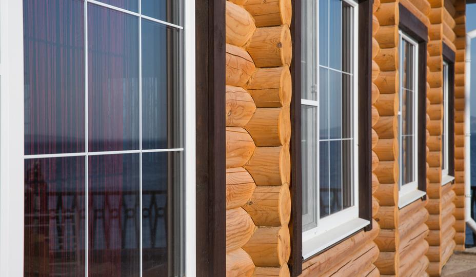 fenêtres pour une maison écoénergétique